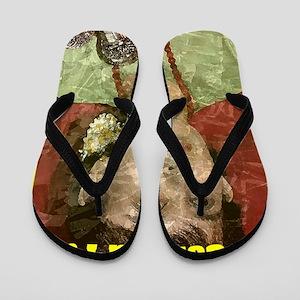 Aung_San_11x17 Flip Flops