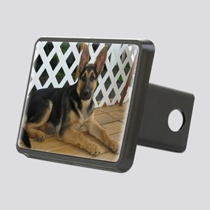 gsd_puppy_mpad4a Rectangular Hitch Cover