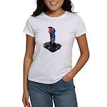 Worn Retro Joystick Women's T-Shirt