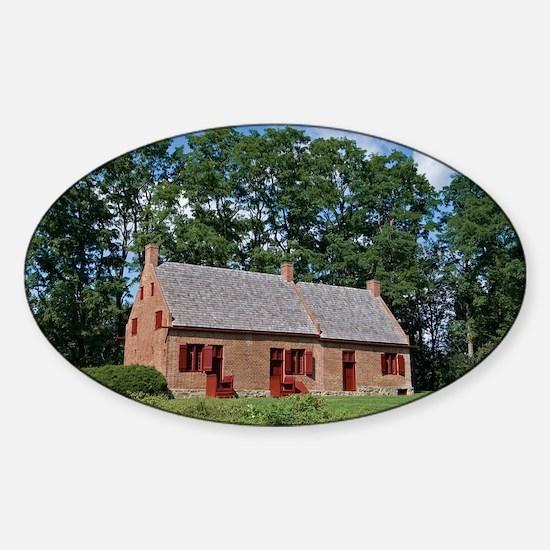 Van Alen House Sticker (Oval)