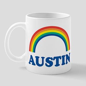 AUSTIN (rainbow) Mug