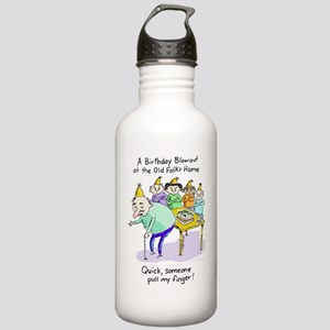 At the Old folks Home Stainless Water Bottle 1.0L