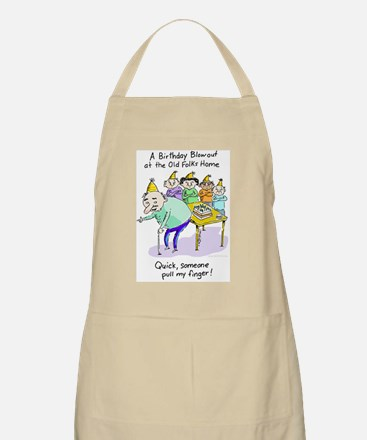 At the Old folks Home Apron