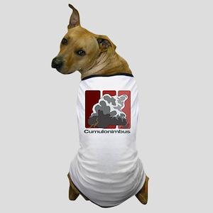 Cumulonimbus Dog T-Shirt