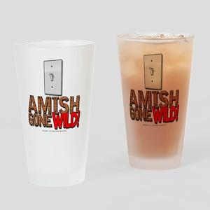 amishgonewild_nails Drinking Glass