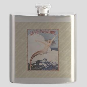 Keepsake-LeoFontan Mermaid no.2 Flask