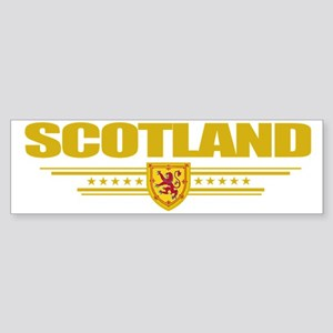 Scotland (Flag 10) pocket Sticker (Bumper)