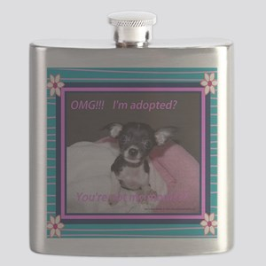 I am adopted Flask