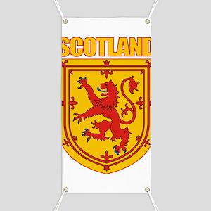 Scotland Lesser Arms Banner