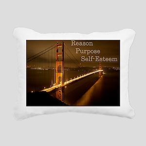 rationalvalues1 Rectangular Canvas Pillow