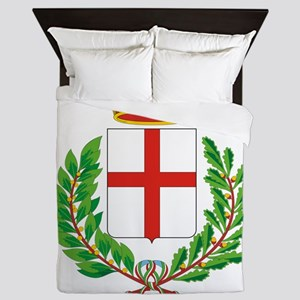 Milano (Flag 10) pocket Queen Duvet