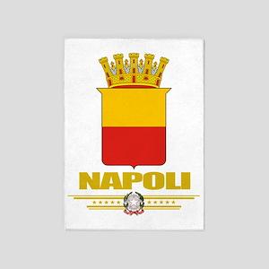 Napoli (Flag 10) 5'x7'Area Rug