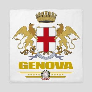 Genova (Flag 10) Queen Duvet