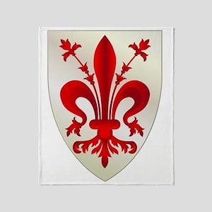 Firenze (Flag 10) pocket Throw Blanket