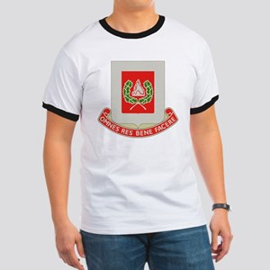 27th Army Engineer Battalion Military Ringer T