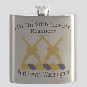 5th Bn 20th INF Flask