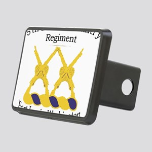 5th Bn 20th INF Rectangular Hitch Cover