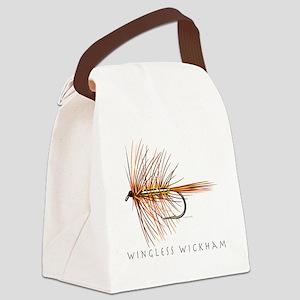 Wingless Wickham_1 Canvas Lunch Bag