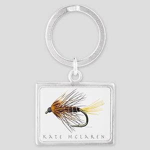 Kate mclaren_1 Landscape Keychain