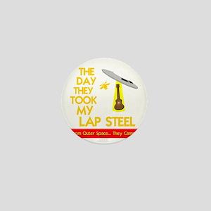 funny lap steel slide guitar Mini Button