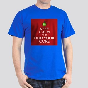 Pilates Find Your Core Dark T-Shirt