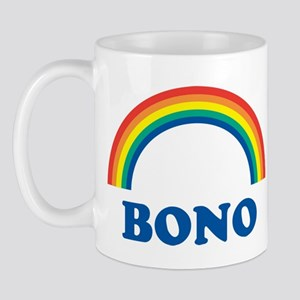 BONO (rainbow) Mug