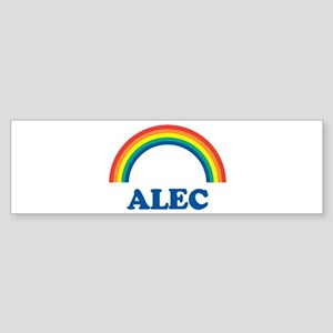 ALEC (rainbow) Bumper Sticker