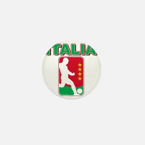 italia a Mini Button