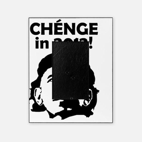 CHENGE in 2012 BLACK Picture Frame