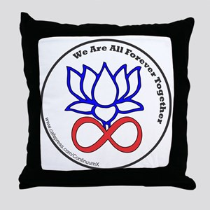 We are all Forever Together Throw Pillow