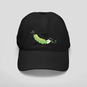 sweet pea Black Cap