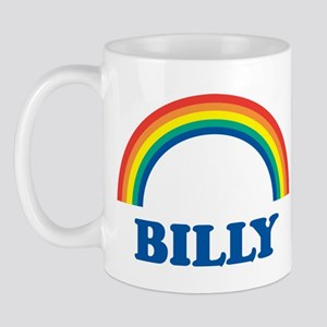 BILLY (rainbow) Mug