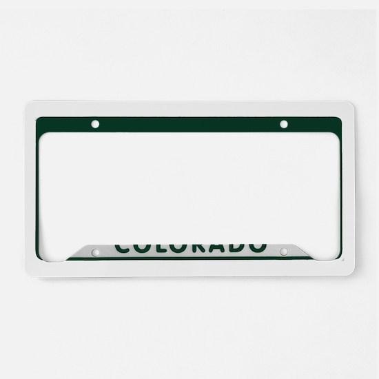 ride_naked_license License Plate Holder