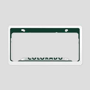 Triathlete_license License Plate Holder
