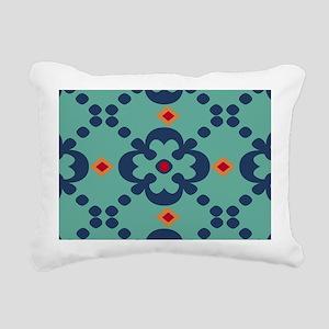 LaptopskinDearle Rectangular Canvas Pillow