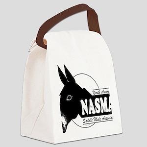 NASMA Logo Canvas Lunch Bag