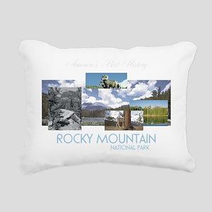rockymtntran Rectangular Canvas Pillow