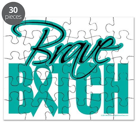 Brave-Bitch-Cervical-Cancer Puzzle