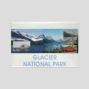 glaciertran Rectangle Magnet