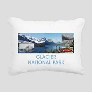 glaciertran Rectangular Canvas Pillow