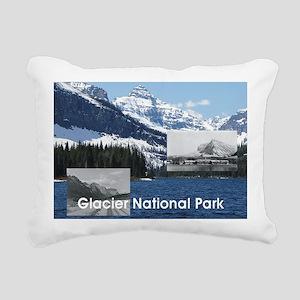 glacier1b Rectangular Canvas Pillow