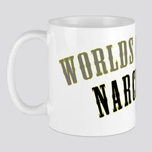 narcissistlightwhite Mug