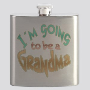 IM GOING TO BE A GRANDMA Flask