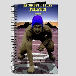 Football Player Desert Journal