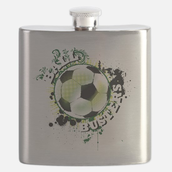 SoccerBallBuster Flask
