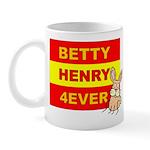 Betty Henry 4Ever Mug