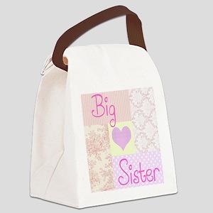 Big Sister copy Canvas Lunch Bag
