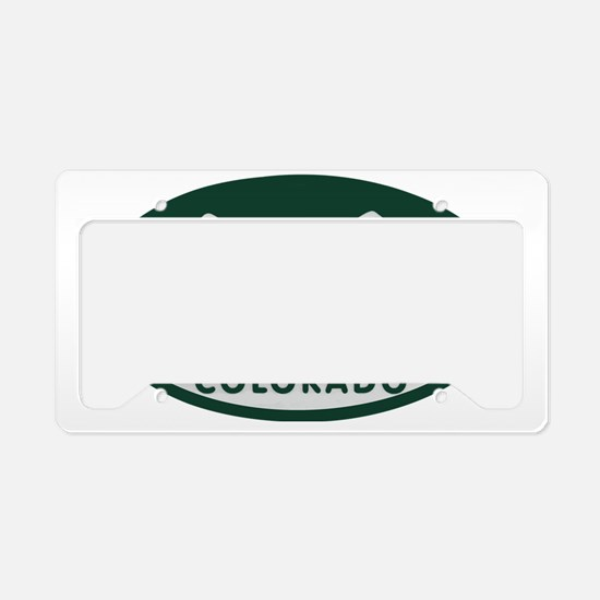 wHIRLED_pEAS License Plate Holder