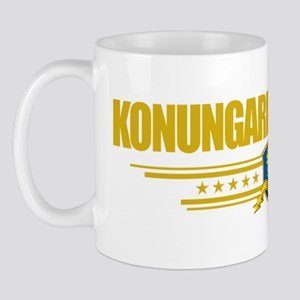Sweden (Flag 10) pocket Mug