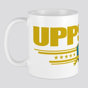 Uppsala (Flag 10) pocket Mug